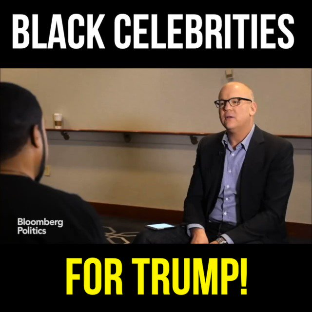 WOW! The mainstream media does NOT want YOU to SEE THIS!  Blacks are WAKING UP! We're LEAVING the Dems' Party!   But, We're awaiting @POTUS @realDonaldTrump's @WhiteHouse to DO MORE in DIVERSITY!  Retweet this video to show @Twitter what's really happening in the black community!