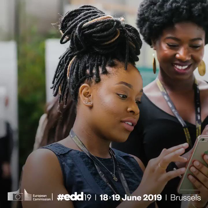 The #EDD19 programme is out 🎉 Tell us: Which sessions will you be part of?