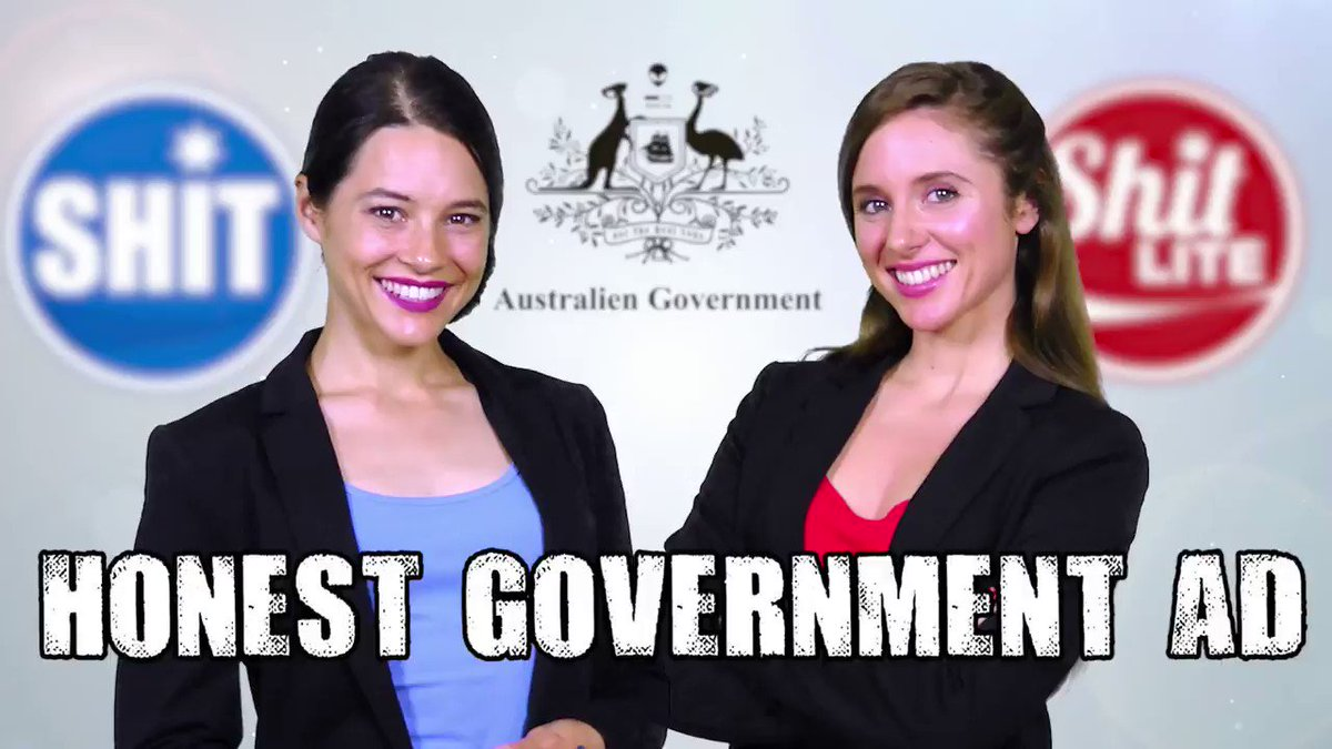 Lol. A very Australian ad on ranked choice voting.