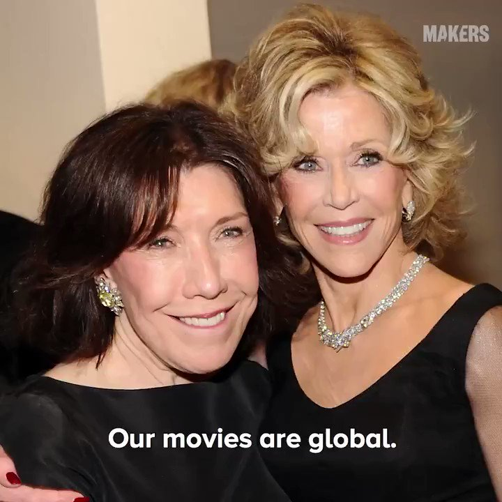 'You can't really live unless you take risks... you've got to go for it.' - Jane Fonda