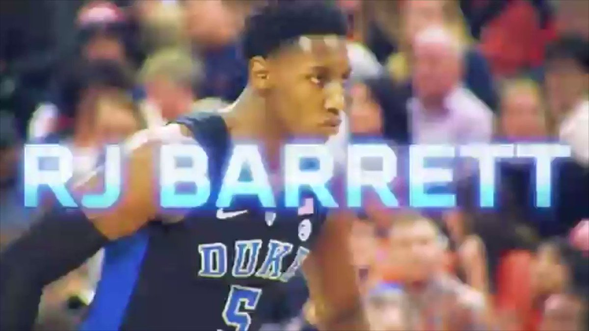 SportsCenter's photo on rj barrett