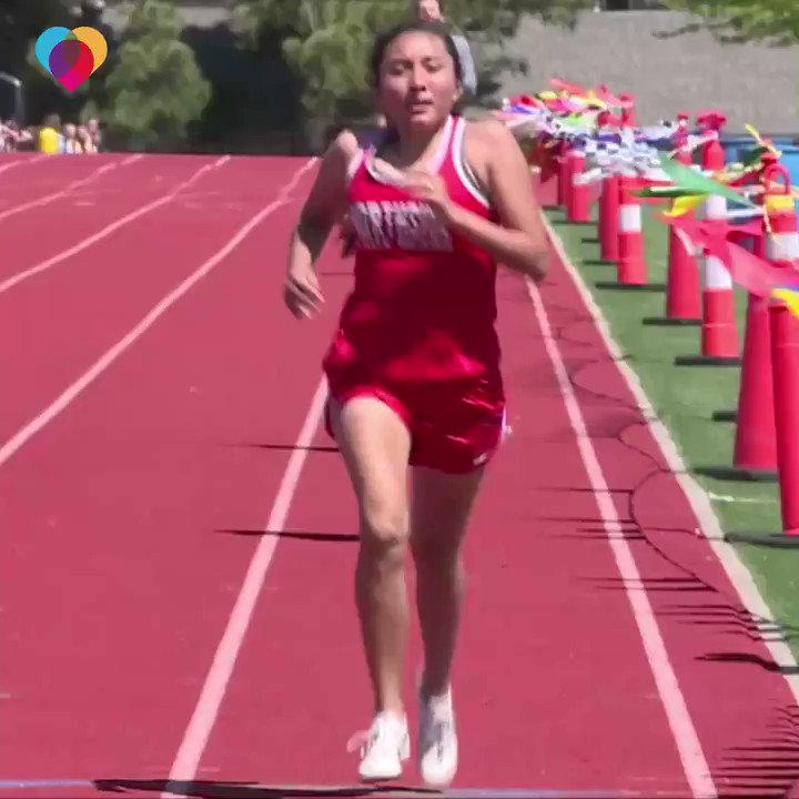 This high school athlete found herself homeless, taking care of her siblings and paying bills all alone. She stayed strong, and overcame the odds to earn a college scholarship for track ❤️