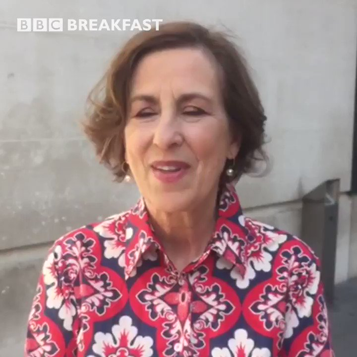 """""""We can make the workplace better if we deal better with the menopause"""" Thanks to @KirstyWark for backing #BBCMenopause on #BBCBreakfast"""