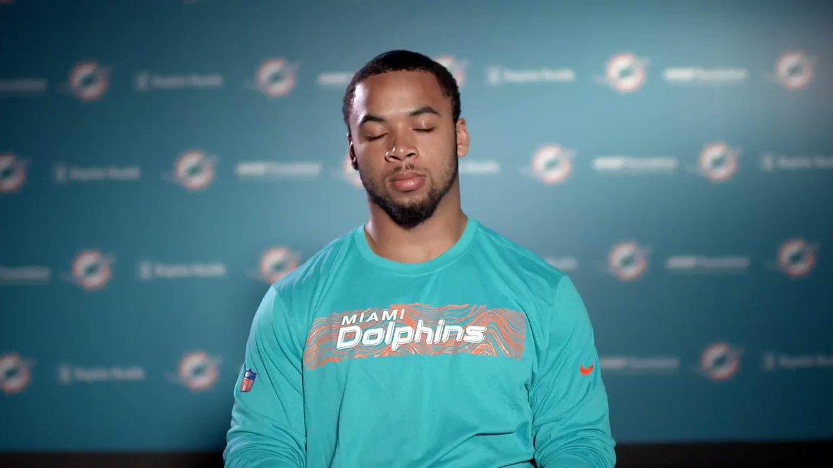 Miami Dolphins @MiamiDolphins