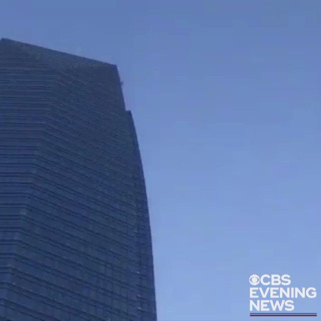 CBS Evening News's photo on Devon Tower