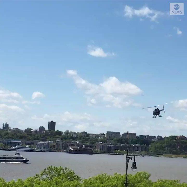 ABC News's photo on Hudson River