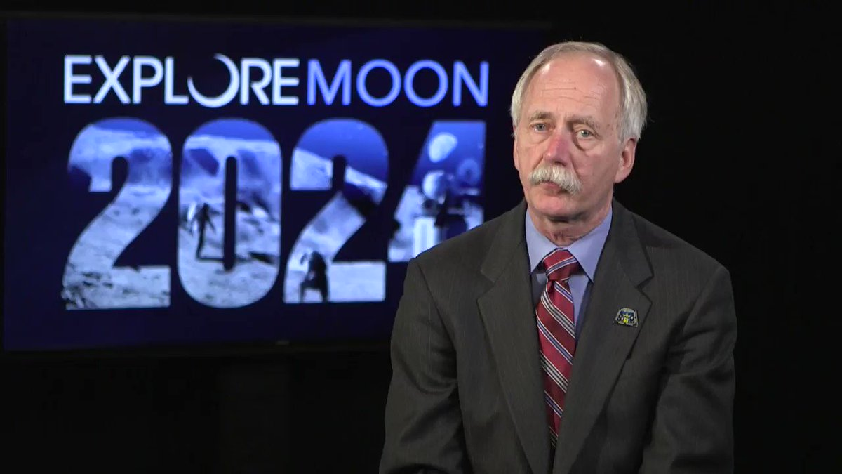 .@WhiteHouse's budget amendment supports several elements that are needed to get us to the Moon in five years: 🚀@NASA_SLS rocket 👩‍🚀@NASA_Orion space capsule 🌑Gateway lunar orbiter & a human lunar lander system Discover more from Bill Gerstenmaier: go.nasa.gov/2vXHrTF