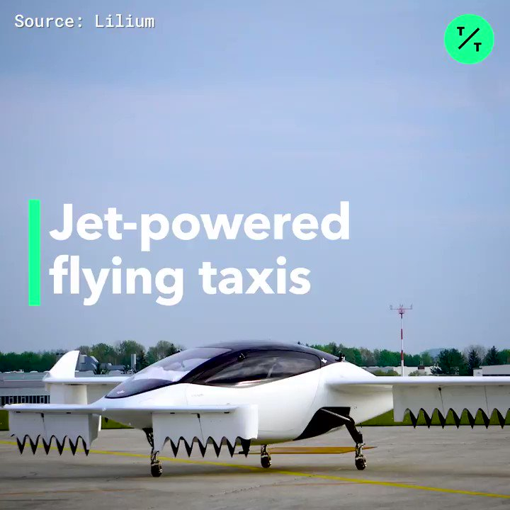 Jet-powered flying taxis could be a game changer for your daily commute
