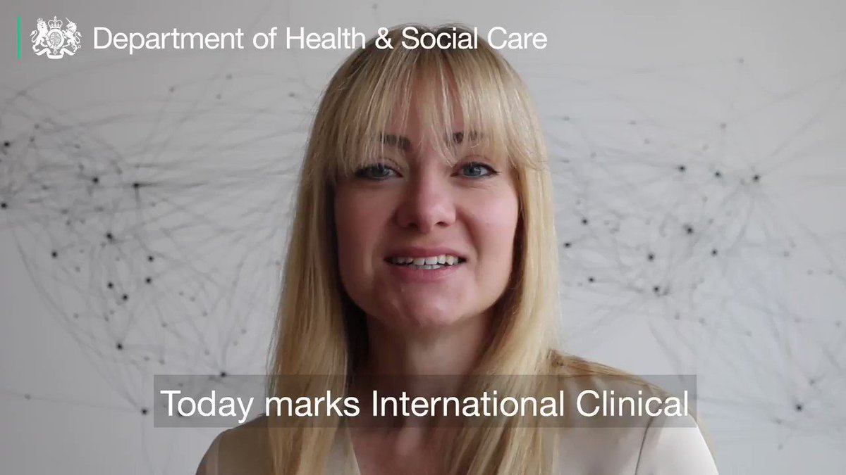 Department of Health and Social Care's photo on #CTD2019