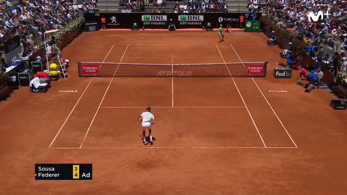 Tenis en Movistar+'s photo on Federer