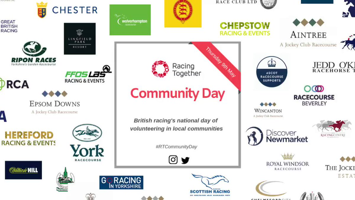 🤝 Racing comes together for record @RacingTogether Community Day 👉https://t.co/e3uBVl3zug