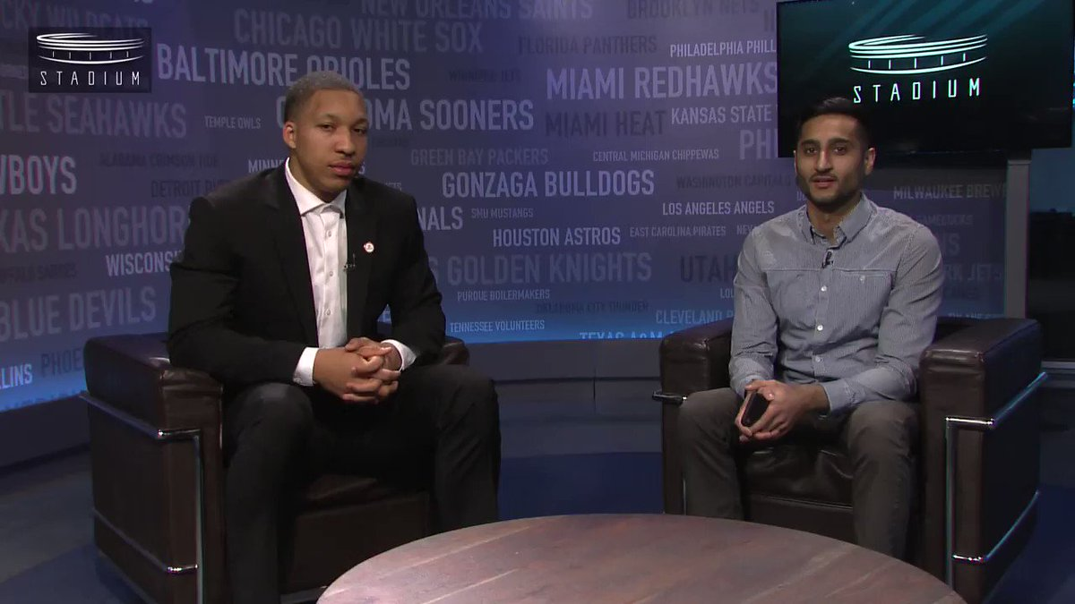 Tennessee star and projected first rounder Grant Williams sat down for an exclusive interview with Stadium and our NBA Insider @ShamsCharania to discuss his plans for the upcoming #NBADraft.