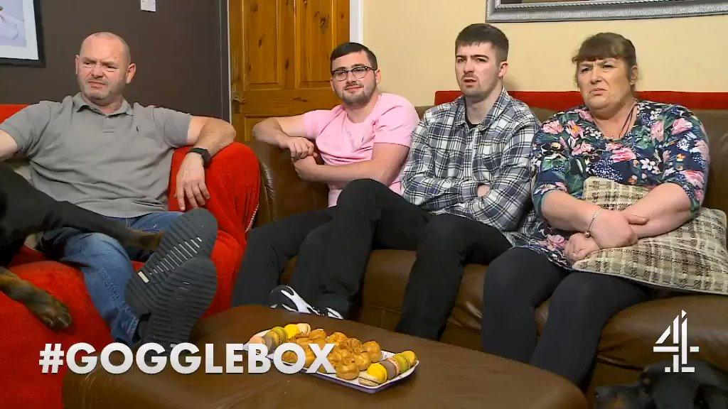 C4 Gogglebox's photo on #Gogglebox