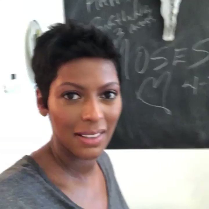 .@tamronhall and Baby Moses update! #TamCam