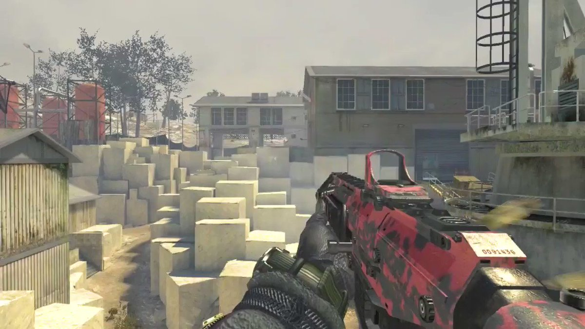 Only RT if you want the ACR to return to Call of Duty #MW4