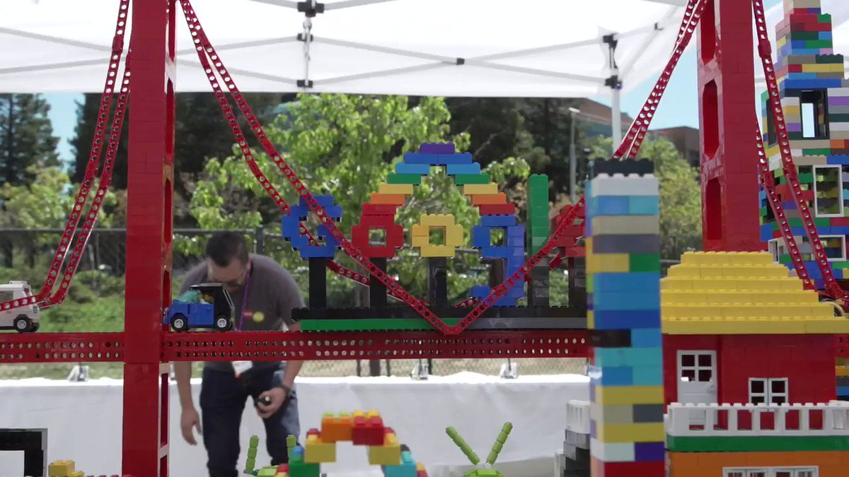 Live from the Googleplex, it's #TakeYourChildToWorkDay! Watch what happens when our kid correspondent takes the mic for a report on alligators, backflips and Google → http://goo.gle/2wdzjyy