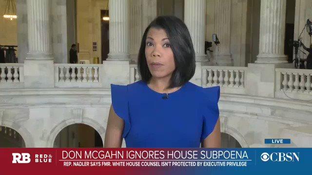 Some Democrats are pressuring Speaker Pelosi to bring impeachment inquiry against Pres. Trump https://cbsn.ws/2iuAAgA