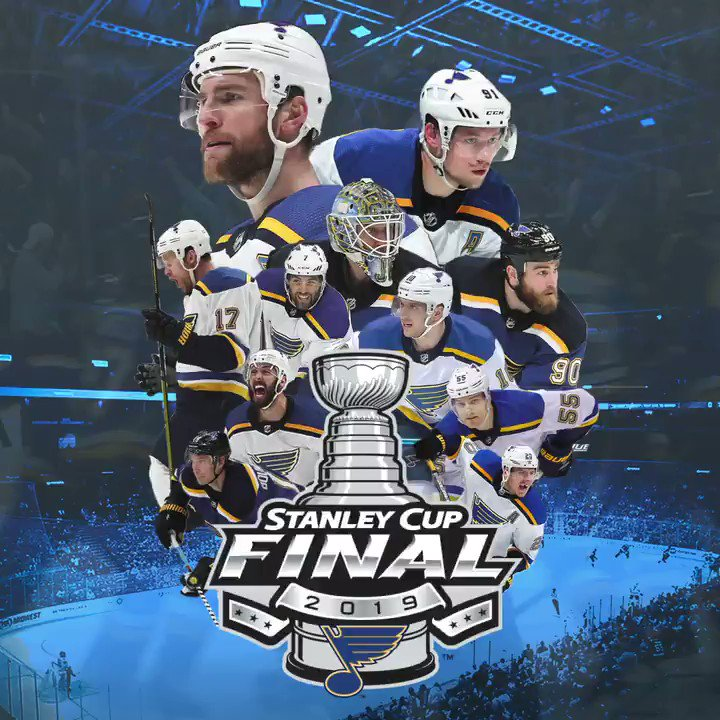 St. Louis Blues's photo on #WeAllBleedBlue