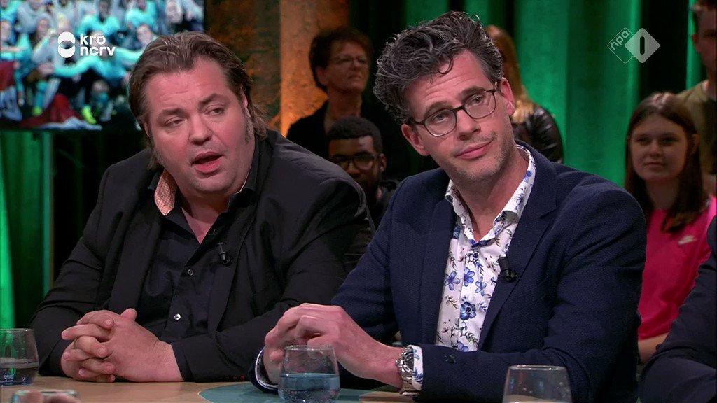 Erik Dijkstra en Frank Evenblij maken lied voor Oranjeleeuwinnen