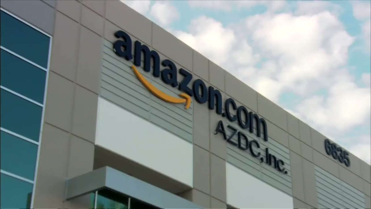Image for the Tweet beginning: Amazon shareholders reject facial recognition