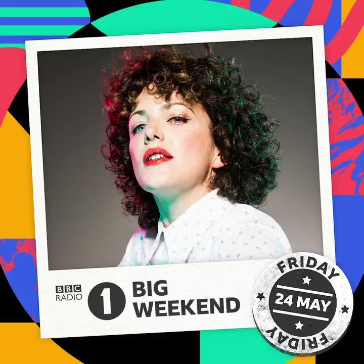 Middlesbrough ➕ @AnnieMac = One BIG Friday night   You can watch the first day of #BigWeekend LIVE on @BBCiPlayer tonight from 7pm 🔴