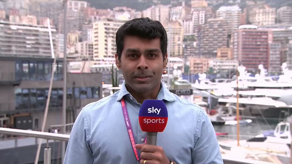 """""""An absolutely dominant day for Mercedes... but expect Max Verstappen to be in and amongst it when we get to qualifying on Saturday.""""  Karun Chandhok shares his thoughts on #MonacoGP practice  P2 report: https://t.co/1OKYLUiMnK  #SkyF1 schedule: https://t.co/e3uhE0pgWq"""