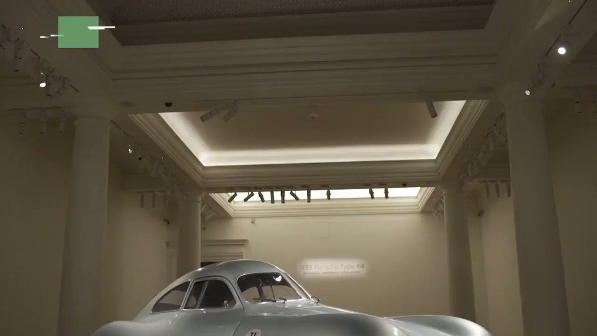 This 1939 car could be the most expensive Porsche ever cnn.it/2Hx6mnA