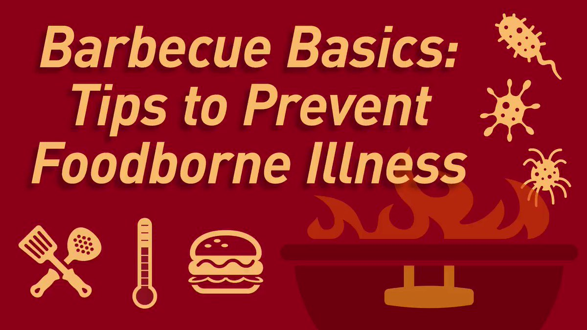 Image for the Tweet beginning: Gettin' your BBQ on for