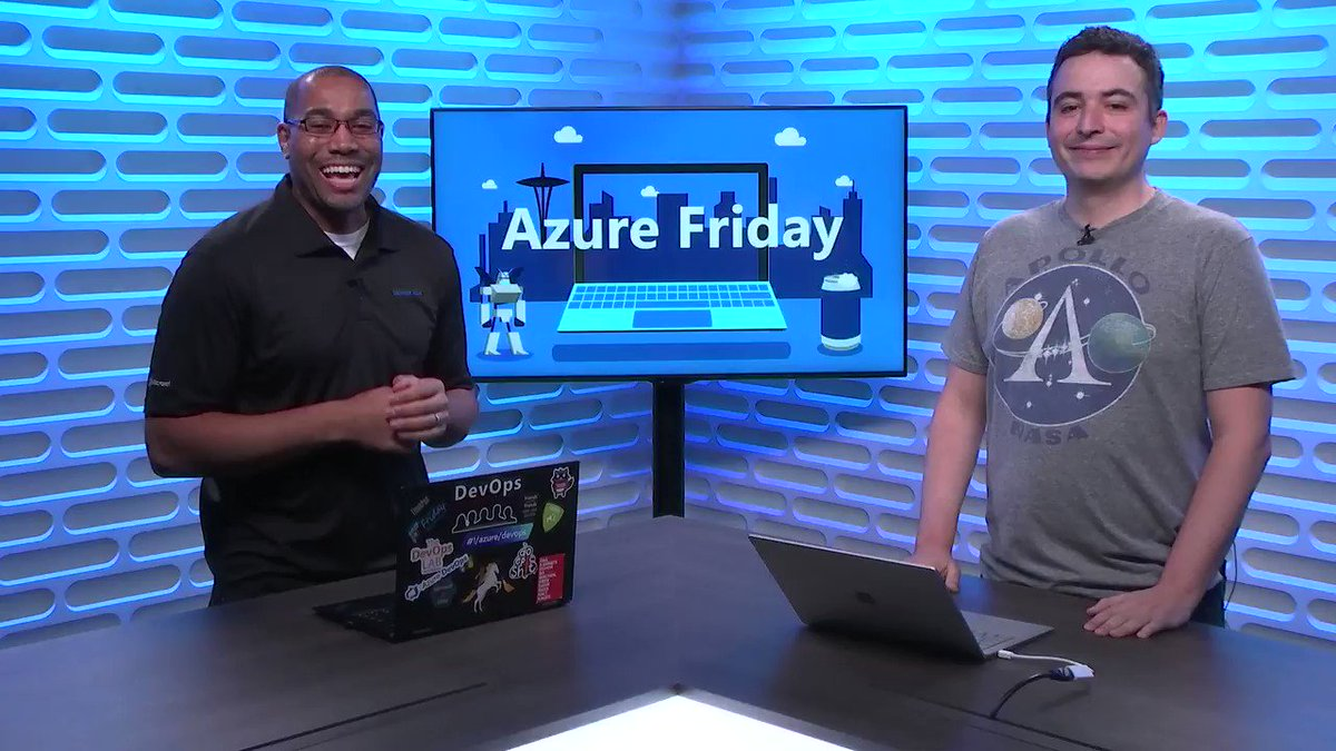 Image for the Tweet beginning: This #AzureFriday learn how to