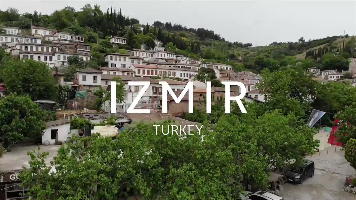 Image for the Tweet beginning: Book a flight to #Izmir