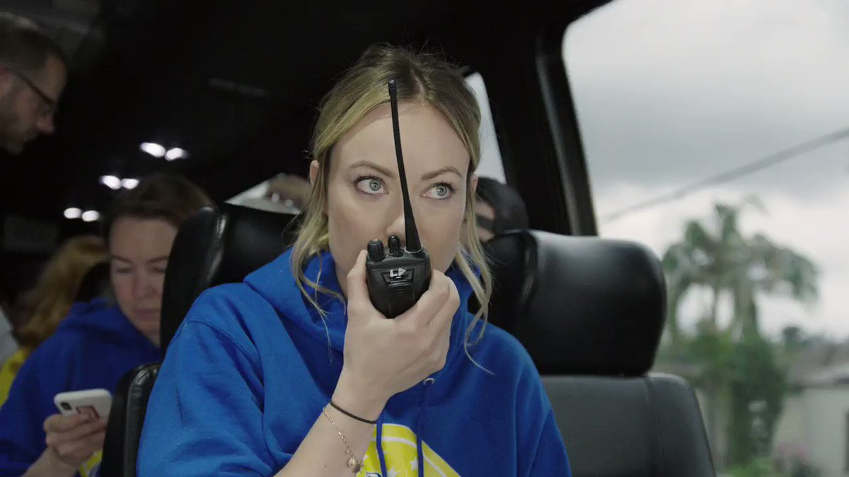 On the latest episode of Undercover Lyft, Jason Sudeikis and @OliviaWilde team up with @OrvilleIV to surprise unsuspecting riders in LA and raise money for the @ACLU through Round Up & Donate. See full video here: https://lft.to/2JBOwSz  @Booksmart