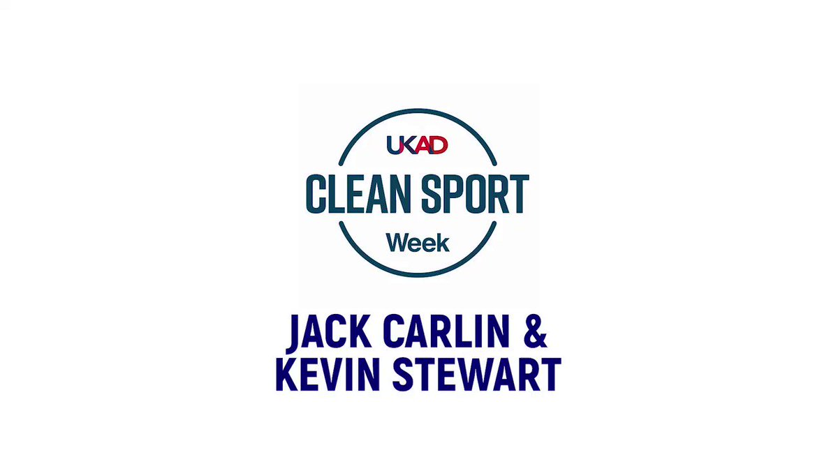 To wrap-up @ukantidoping #CleanSportWeek, we caught up with @jack_carlin97 and Sprint Coach Kevin Stewart to discuss the importance of coaches and advice for young riders.