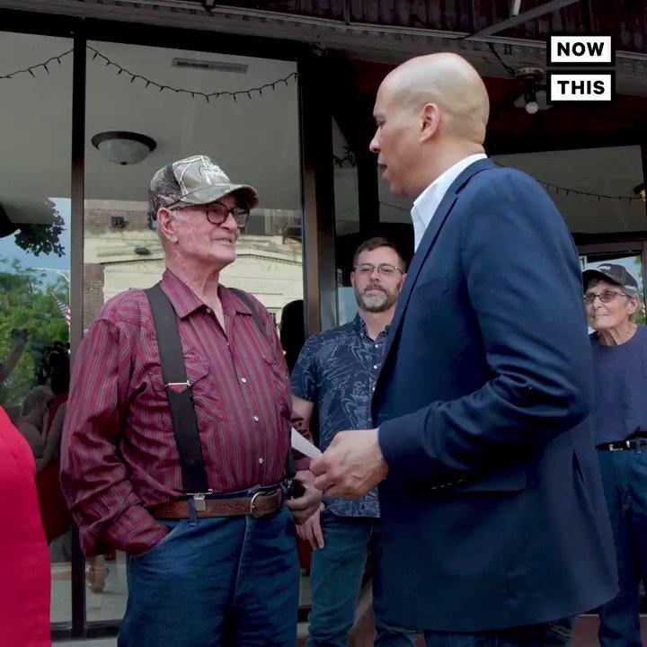 Image for the Tweet beginning: This Iowa corn farmer donated