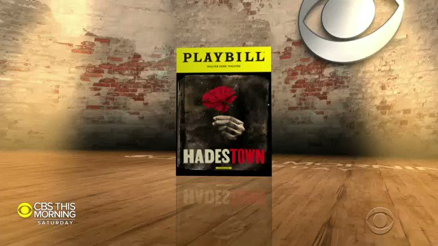"#SaturdaySessions: the cast of @hadestown performs, ""Wait For Me."""