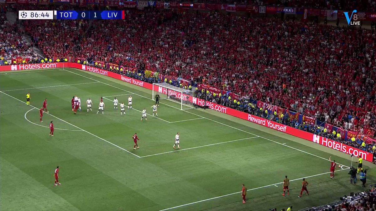 Tottenham Hotspur - Liverpool 0-2 door Divock Origi