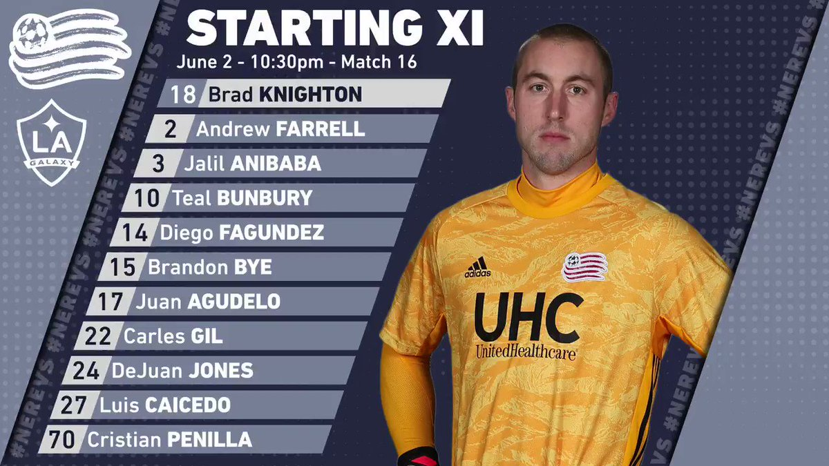 New England Revolution's photo on #nerevs