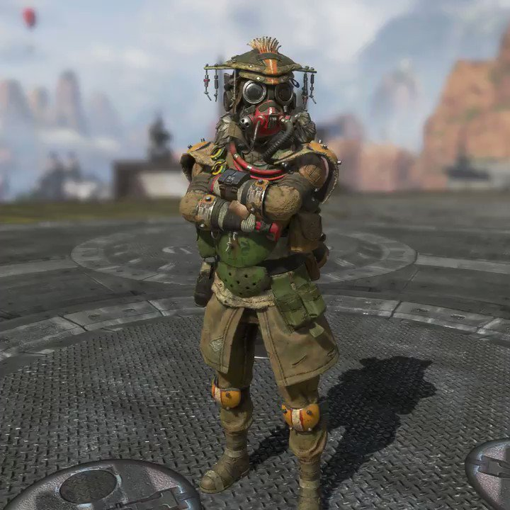 Apex Legends On Twitter To The Victor Belong The Spoils Prove You Re Top Dog And Compete In Challenges To Earn This Epic Master Of The Hunt Bloodhound Skin The Hunt Begins