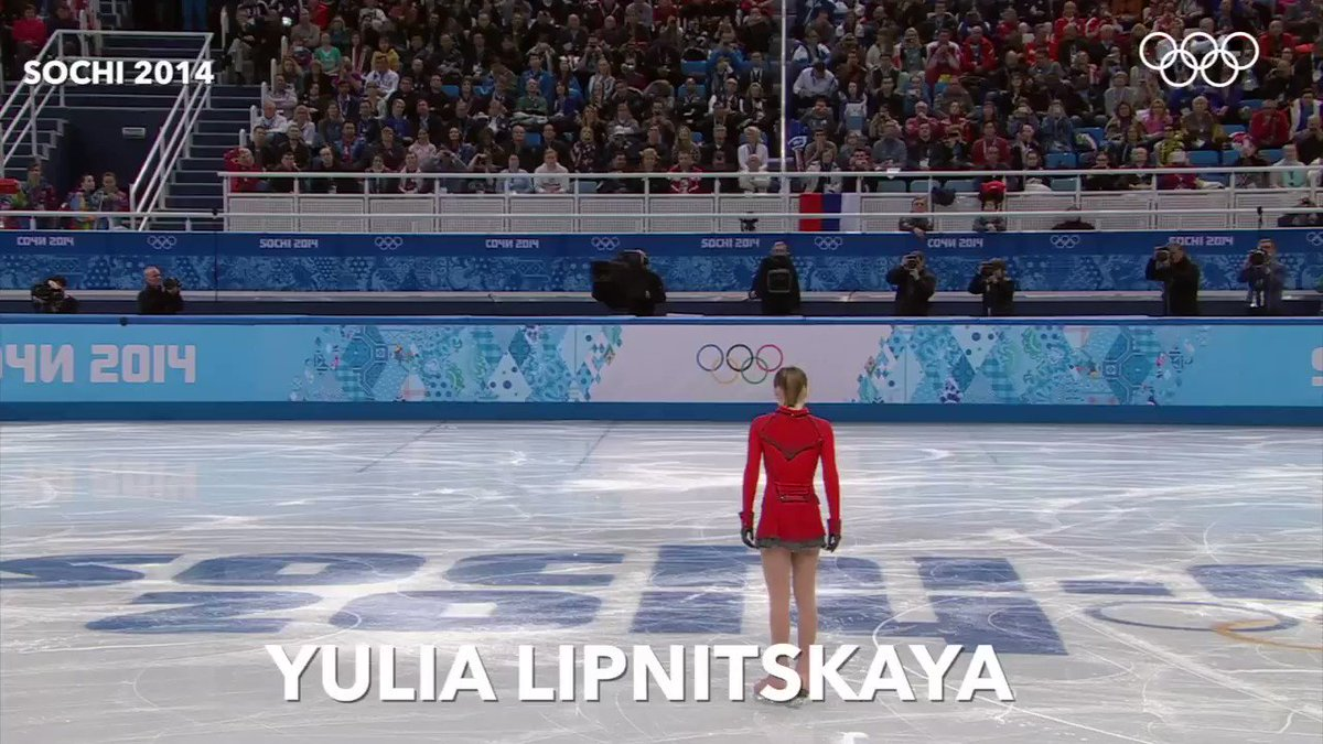 RT @Olympics: Happy birthday Yulia! 👏  Yulia Lipnitskaya's Free Program - Team #FigureSkating ⛸ #Sochi2014 https://t.co/yTE1s0sNag
