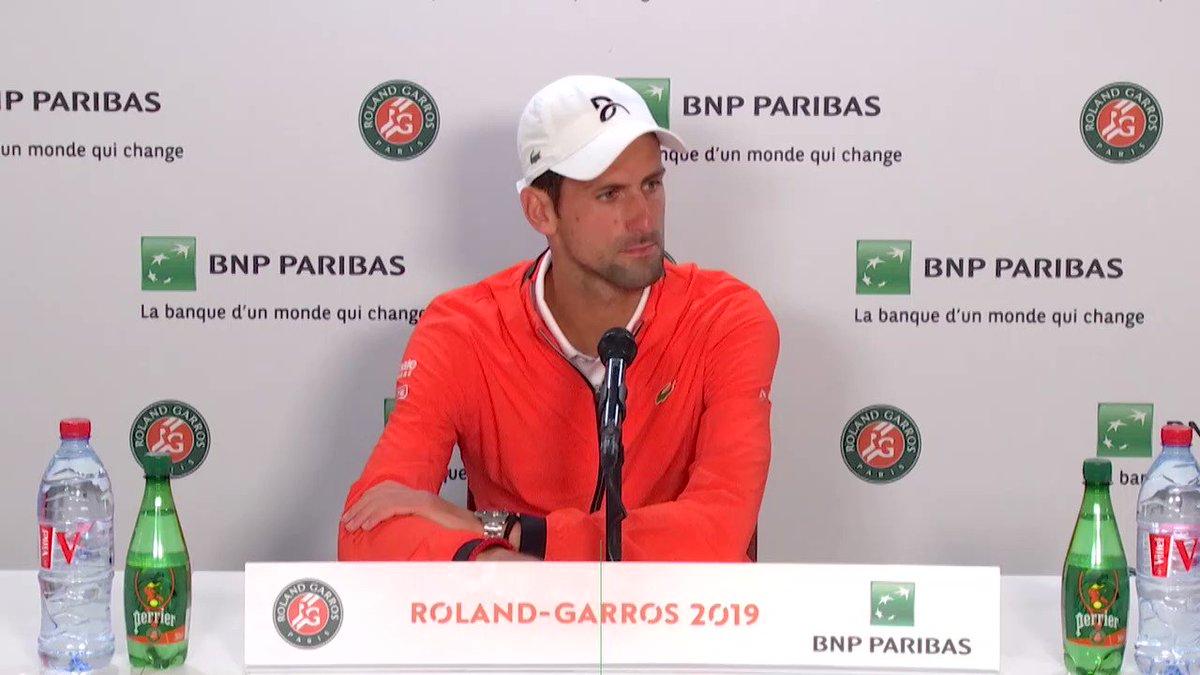 @beinsports_FR's photo on Djokovic