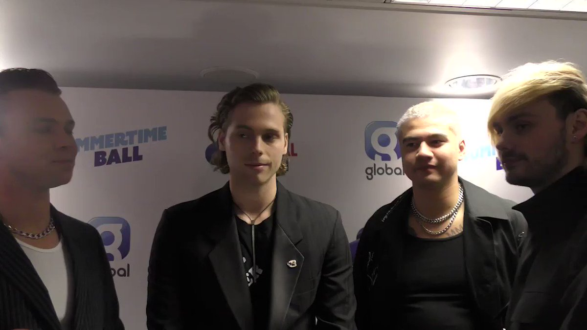 EXCLUSIVE: 5 Seconds of Summer to perform at Michael Clifford's wedding? #5SOS #5SecondsofSummer #CaptialSTB #CaptialSummertimeBall #MichaelClifford #AshtonIrwin #LukeHemmings #CalumHood