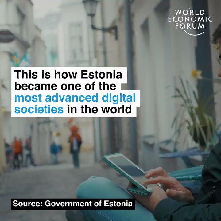 🇪🇪 Why I'm an #eresident of #estonia