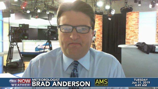 Brad Anderson - @BradAnderson_WX Twitter Analytics - Trendsmap