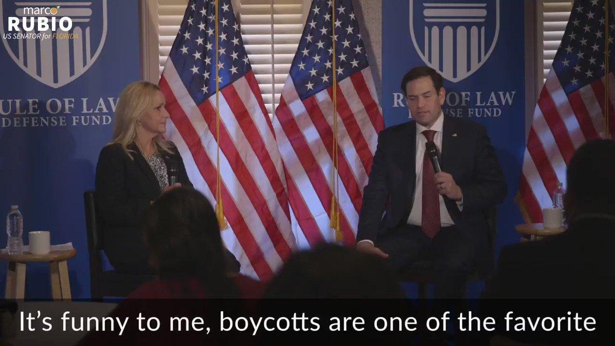 Senator Rubio Press on Twitter