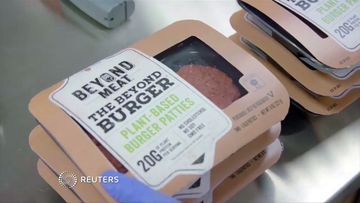 Beyond Meat: Overcooked and priced in, J.P.Morgan cuts rating https://reut.rs/31pvEff  via @ReutersTV