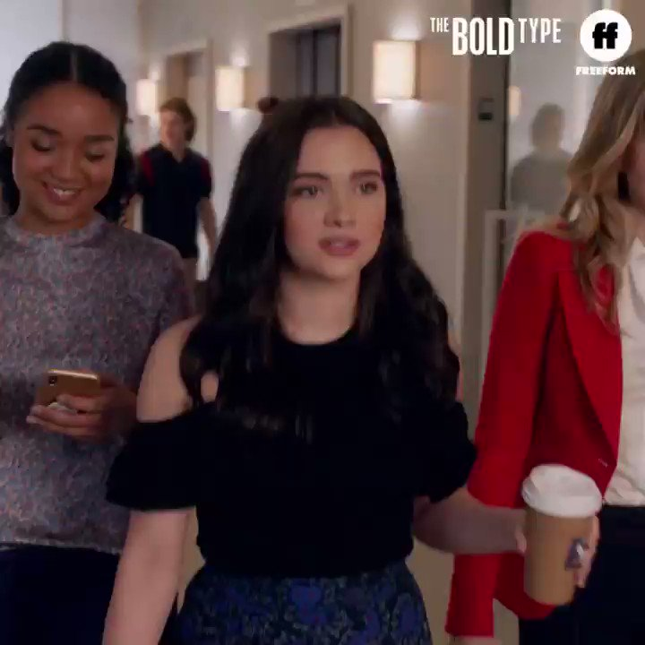 @TheBoldTypeTV's photo on #TheBoldType