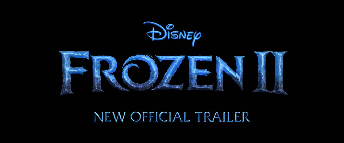 The past is not what it seems. The new trailer for #Frozen2 is here.