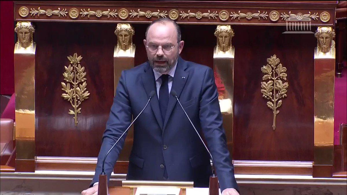 Image for the Tweet beginning: Les Français doivent être les