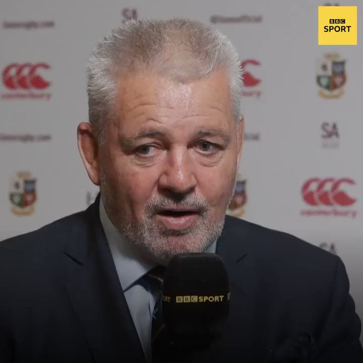 Coaching England?Warren Gatland doesn't plan on it ⛔