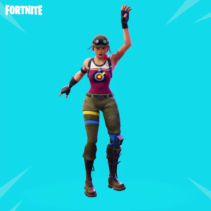 Bust out your signature moves 💃  Grab the new Signature Shuffle Emote in the Item Shop now!