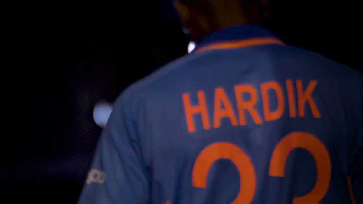 "Hardik Pandya: ""I'm a happy soul. I like to be happy, no matter what happens in my life."" 😃 Ravindra Jadeja: ""He's kind of a rockstar, I would say."" 🤘 Find out what makes India's heavy metal all-rounder tick. #CWC19"